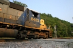 CSX 8453 from another angle...........whooooopie